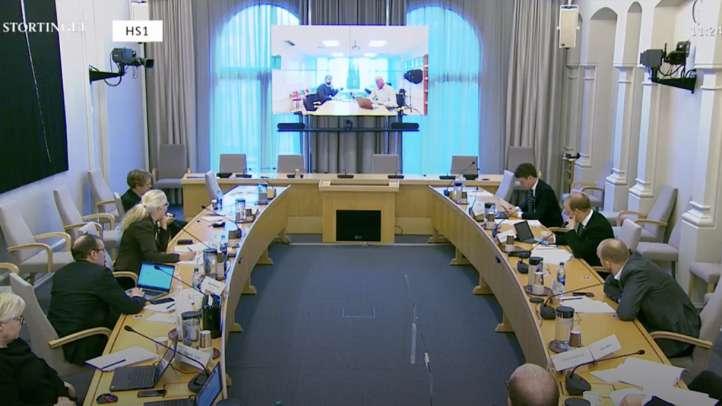 Stortingshøring om Klimaplanen 2021 – 2030