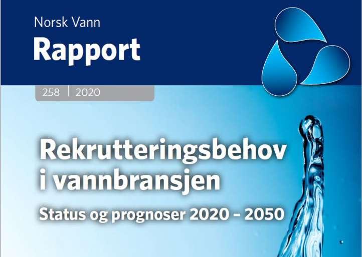 Norsk Vann rapport 258