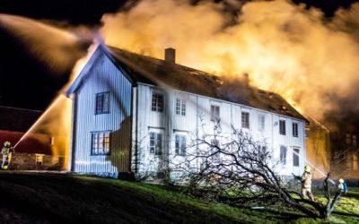 Nettkurs om brannvann og slokkevann