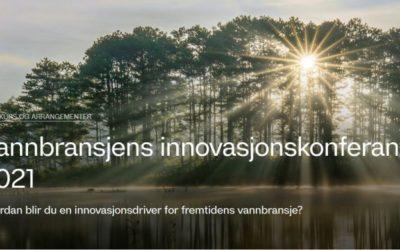 Vannbransjens innovasjons-konferanse 2021