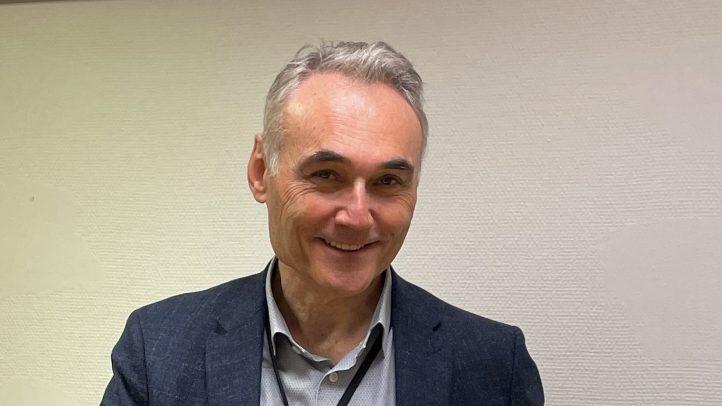 Sigurd Grande tildelt prisen for mest aktive person